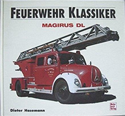 Feuerwehr Klassiker Magirus - Drehleitern