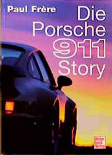 9783613018501: Die Porsche 911- Story