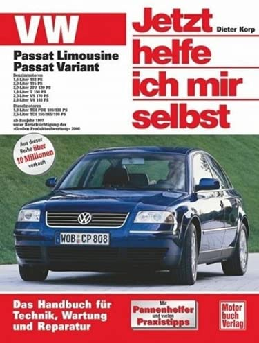 VW Passat Limousine und Variant: Dieter Korp