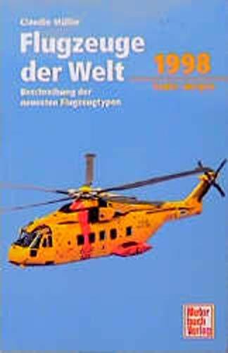 9783613018600: Flugzeuge der Welt 1998