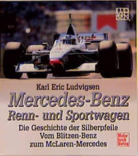 9783613019539: Mercedes-Benz, Rennwagen und Sportwagen