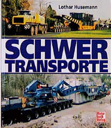 9783613019874: Schwertransporte.