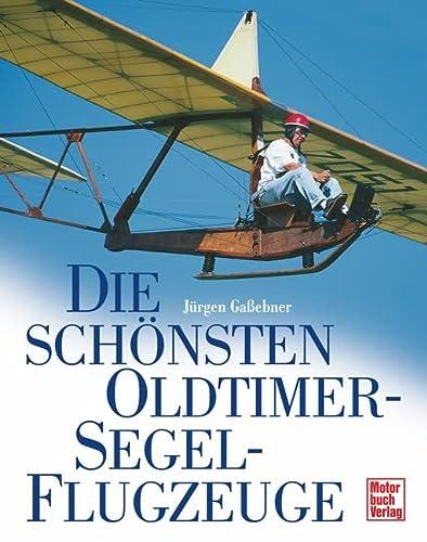 9783613021952: Die sch�nsten Oldtimer-Segelflugzeuge