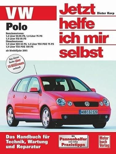 9783613022294: VW Polo IV ab Modelljahr 2001: Benzin- und Dieselmotoren