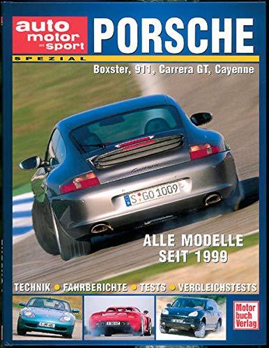 Porsche Boxster / 911 / Cayenne (9783613023024) by Porsche
