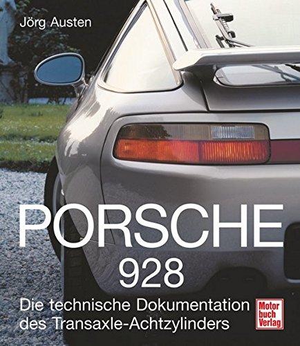 9783613023680: Porsche 928