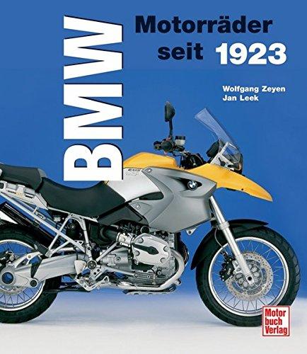 9783613024014: Die Motorräder von BMW seit 1923