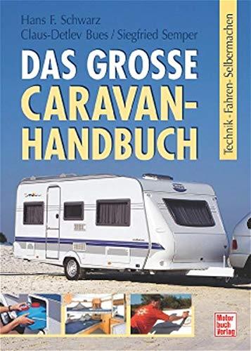 9783613024441: Das große Caravan-Handbuch