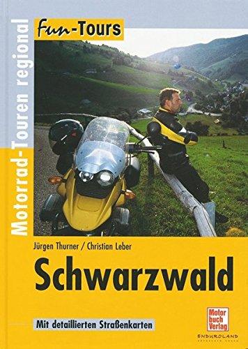 9783613025080: Fun-Tours. Schwarzwald