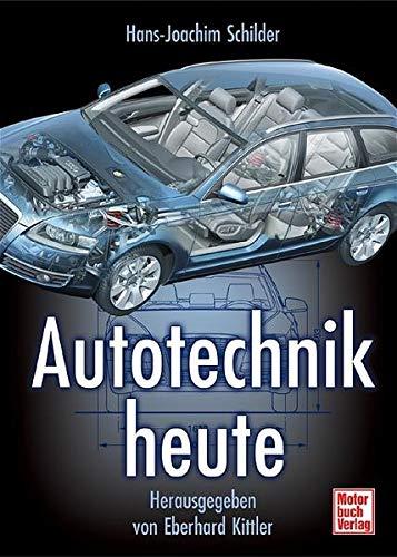 9783613025370: Autotechnik heute