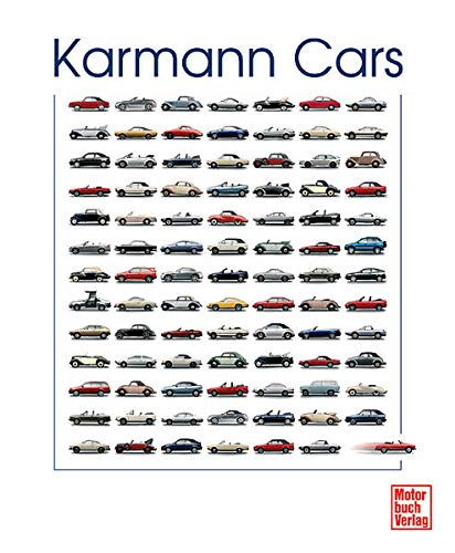 9783613026124: Karmann Cars