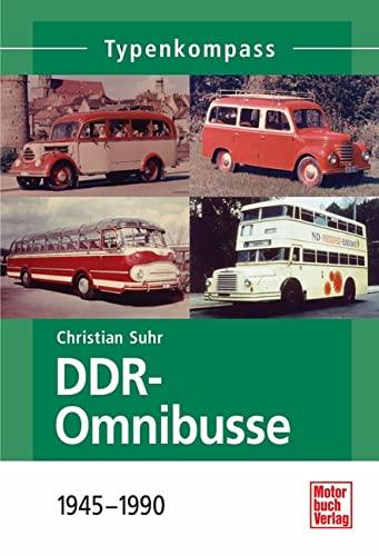 9783613027091: DDR-Omnibusse: 1945-1990