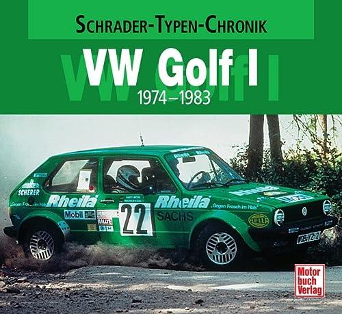 9783613027138: VW Golf I 1974 - 1983
