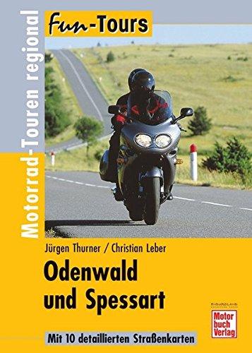 9783613027237: Fun Tours Odenwald und Spessart