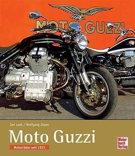9783613027312: Moto Guzzi: Motorräder seit 1921