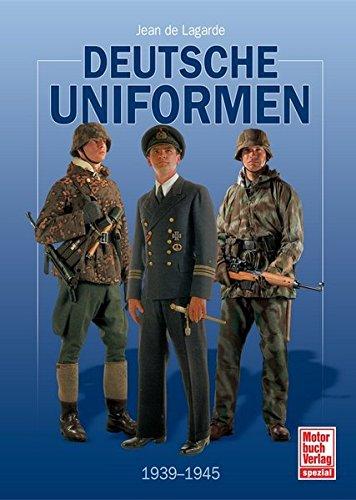 9783613027510: Deutsche Uniformen: 1939-1945
