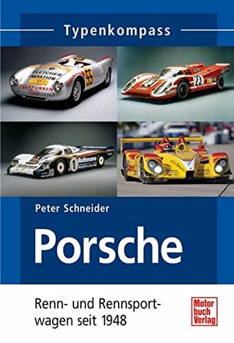 9783613027985: Porsche. Renn- und Rennsportwagen seit 1948