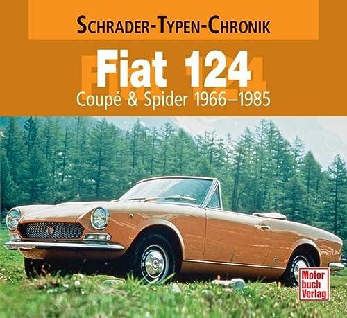 9783613027992: Fiat 124