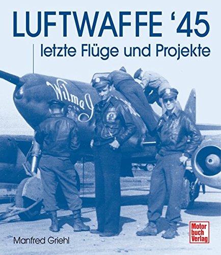 9783613028388: Luftwaffe '45
