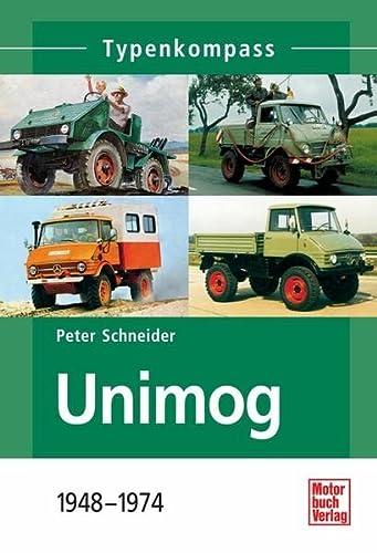 9783613028425: Unimog 1. 1948 - 1974