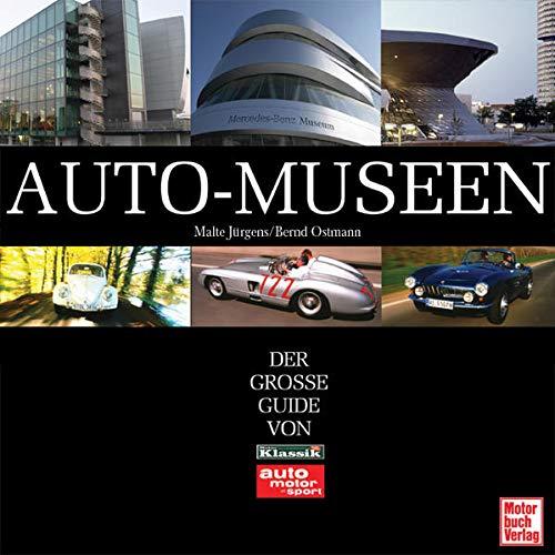 9783613028661: Auto-Museen. Der gro??e Guide von ??auto motor und sport?œ und ??Motor Klassik?œ (mit DVD)