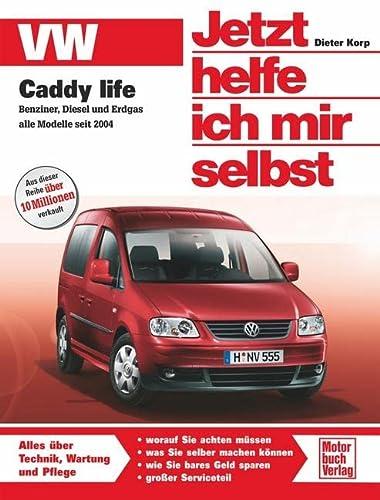 9783613029255 vw caddy life benziner diesel erdgas ab. Black Bedroom Furniture Sets. Home Design Ideas