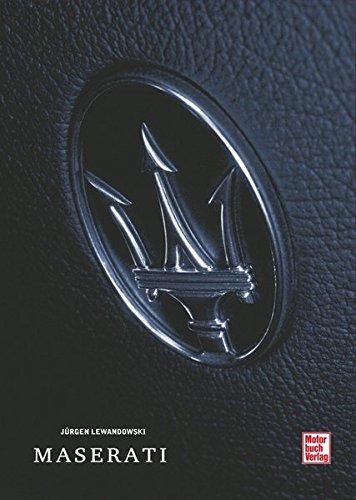9783613029347: Maserati