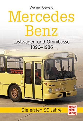 9783613029439: Mercedes Benz - Lastwagen und Omnibusse