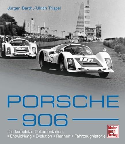 Porsche 906: J�rgen Barth