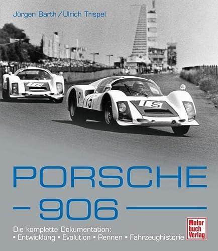 Porsche 906: Ulrich Trispel