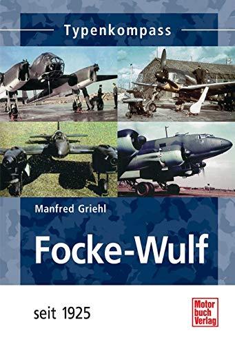 9783613030060: Focke-Wulf seit 1925