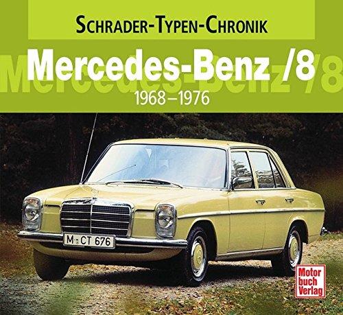 9783613030251: Mercedes Benz/8