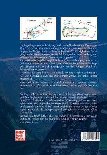 Flug ohne Motor. Ein Lehrbuch für Segelflieger.: Kassera, Winfried