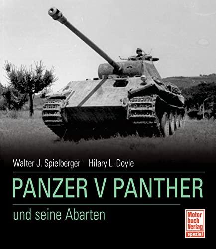 9783613031654: Der Panzer V Panther und seine Abarten