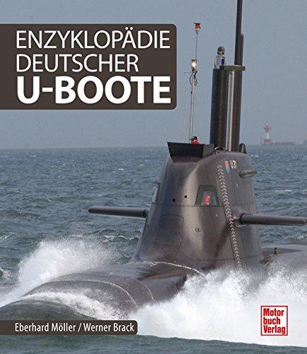 9783613031944: Enzyklopädie deutscher U-Boote