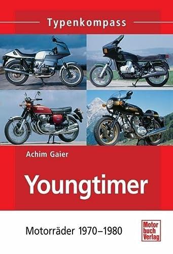 9783613032439: Youngtimer: Motorräder 1970-1980