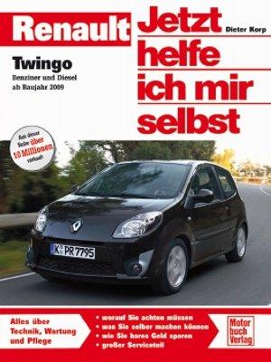 9783613032484: Renault TwingoBenziner und Diesel ab Baujahr 2009: 1.2 Liter 43 kW/48 PS 1.2 Liter 16V 56 kW/76 PS 1.2 Liter 16V LEV 56 kw/76 PS 1.2 Liter 16V TCe 74 ... dCi 47 kW/64 PS 1.5 Liter dCi 62 kW/84 PS