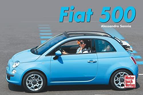 Fiat 500 (blau): Alessandro Sannia