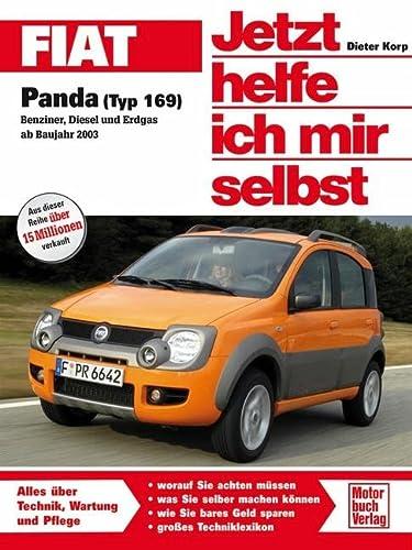 9783613032552: Fiat Panda (Typ 169) AB Baujahr 2003 - Benziner/Diesel/Erdgas: Alles über Technik, Wartung und Pflege. Benziner, Diesel und Erdgas ab Baujahr 2003