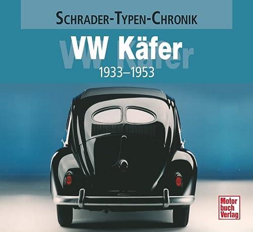 9783613032767: VW Käfer: Bretzel & Ovali 1938-1958