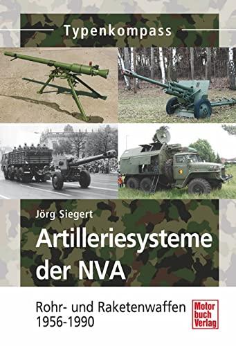 9783613032897: Typenkompass Artilleriesysteme der NVA