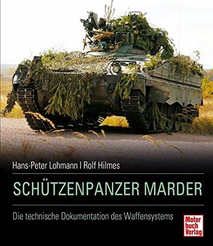 9783613032958: Schützenpanzer Marder: Die technische Dokumentation des Waffensystems