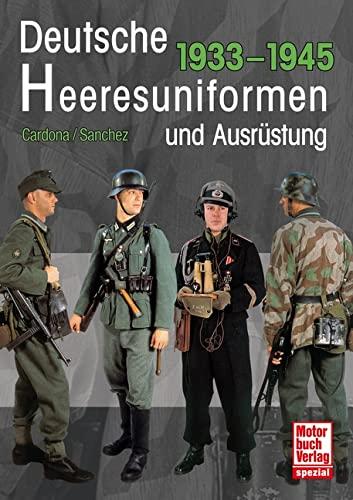 Deutsche Heeresuniformen und Ausr??stung: Cardona, Ricardo Recio