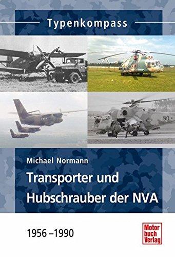 9783613033368: Transporter und Hubschrauber der NVA: 1956-1990