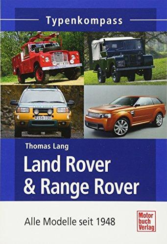 9783613033412: Land Rover & Range Rover Sport: Alle Modelle seit 1948