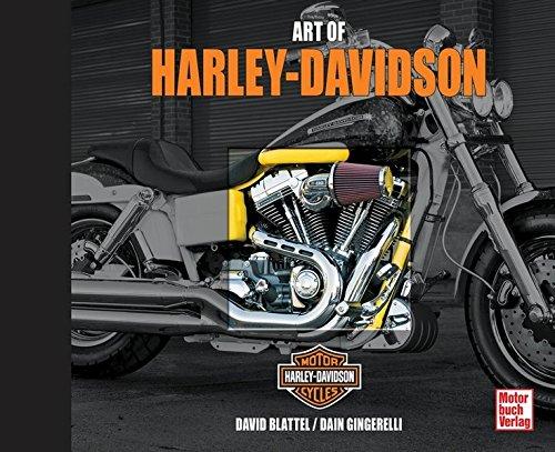 9783613033894: Art of Harley-Davidson