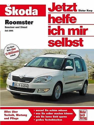 9783613034426: Skoda Roomster