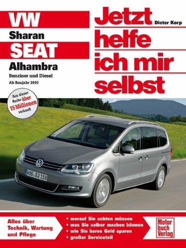 9783613034488: VW Sharan / Seat Alhambra