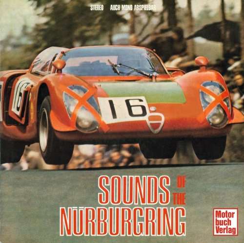 9783613034983: Sounds of the N�rburgring