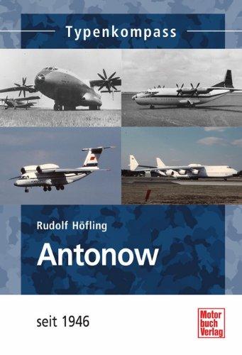 9783613035188: Antonow